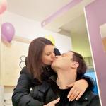 Nina in Primož  se imata danes  še bolj rada. (foto: Osebni arhiv)