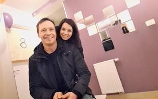 Primož in Nina Jeralič (Televizijska poroka): Leto dni po pravljični poroki