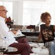 Rihanna in Manolo Blahnik združila svoje moči