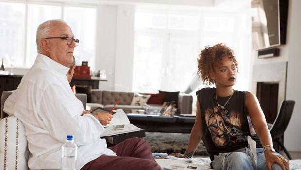 Rihanna in Manolo Blahnik združila svoje moči (foto: Profimedia)