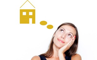 Nakup stanovanja! Ali naj takoj uresničiva sanje in se zadolživa?