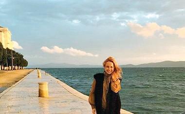 Martina Vrhovnik: Z družbo pobegnila na morje