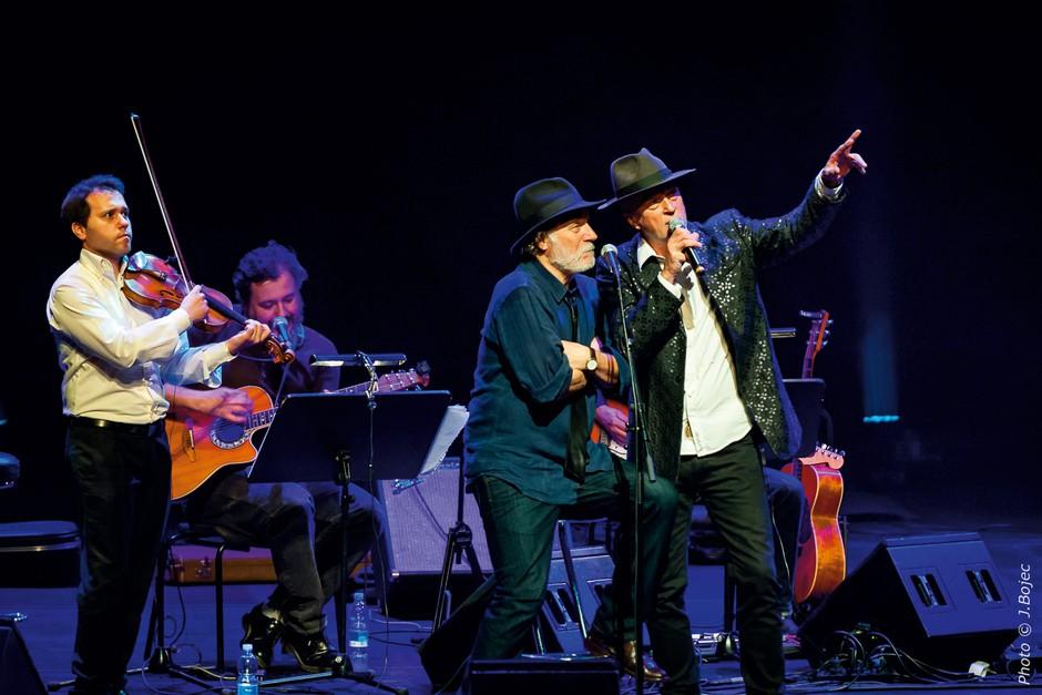 Rade se po razprodanih koncertih v Ljubljani in Podgorici odpravlja na dvotedensko turnejo po Švedski.  (foto: Lea Press)