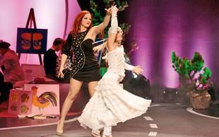 Tanja Žagar: Njen ples jo je prevzel