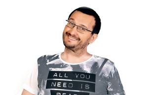 Željko Čakarević: Kupil bi si nov fotelj