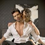 Za nov videospot je z manekenko Lauro Škvorc posnel nekaj vročih prizorov. (foto: Gašper Franko, Ana Gregorič)
