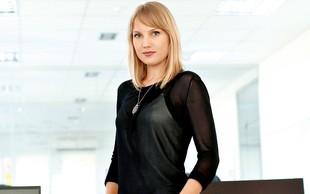 Urška Sršen - Slovenka s Forbesove lestvice najperspektivnejših