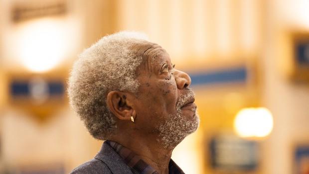 Zgodba o bogu z Morganom Freemanom (foto: National Geographic Channels)