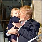 Barron Trump je praznoval 10. rojstni dan (foto: Profimedia)