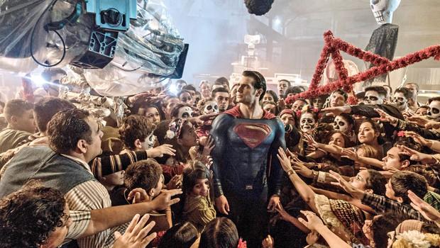 Henry Cavill: Superman na velikih platnih in v zasebnem življenju! (foto: Profimedia)