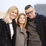 Samuel Lucas: Nastopa skupaj s hčerko (foto: Goran Antley, POP TV)