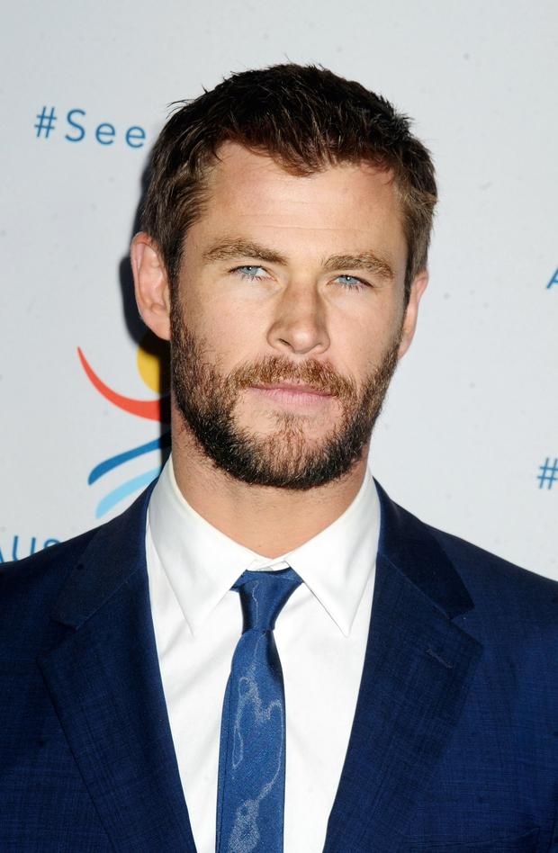 Chris Hemsworths (foto: Profimedia)