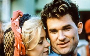 Kurt Russell in Goldie Hawn - ljubezenska zgodba, ki se je začela s povabilom na kavo