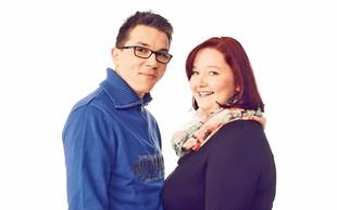 Ana Ovnič in Peter Verdnik (Televizijska poroka): Poroka že čez nekaj tednov