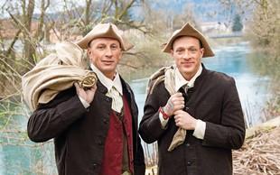 Denis in Faki (Kmetija: nov začetek): Odhajata v novi šov