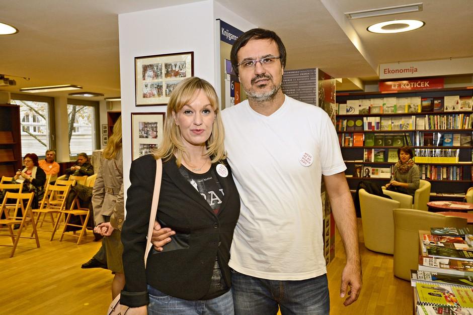 Alenka in Kamenko ... (foto: Sašo Radej, osebni arhiv)