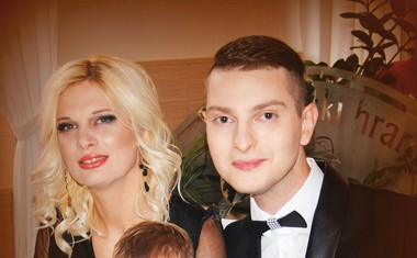 Damjan Murko: Mami pripravil 'abrahamovo' slavje