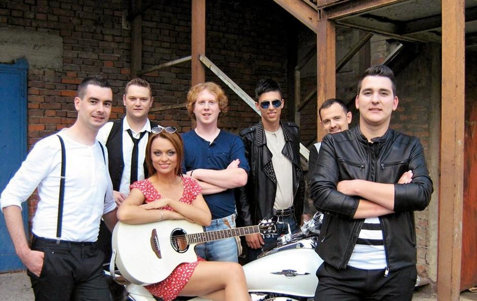 Skupino Barabe sestavlja šest mladih fantov, ki se vzpenjajo na hrvaške glasbene lestvice. (foto: Lea Press)