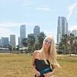 Milena Novak: V Miamiju obdana z zvezdniki