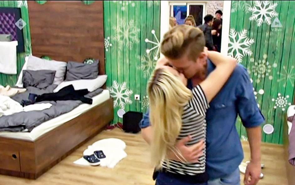 Tamara (Big Brother): Prva resničnostna poroka?! (foto: Pop Tv)