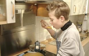 Na Planetu Tv iščejo male šefe, ki se bodo preizkusili v oddaji Glej, kdo kuha!