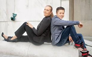 Alma Rekić: V sinu vidi sebe