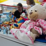 Stare igrače so s pomočjo Cityparka dobile nov dom (foto: Mare Vavpotič)