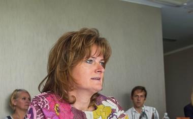 Aleksandra Gradišek, direktorica Razvojnega centra Srca Slovenije