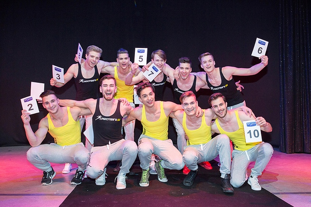 Letošnji finalisti so Blaž Perat, Gregor Potrebuješ, Jasmin Ciriković, Josip Cvitić, Jure Bauman, Klemen Zabukošek, Nik Pregl, Riad Fehrić, Tilen Grah in Vasja Hajduk.