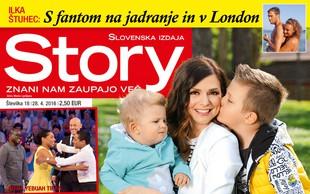 Natalija Verboten za Story o tem, da ve, da ni popolna mama!