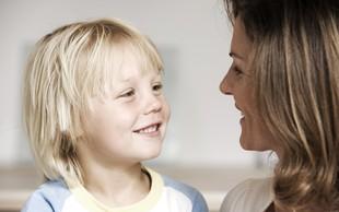 Kaj storiti, če se otroku pri govoru zatika?