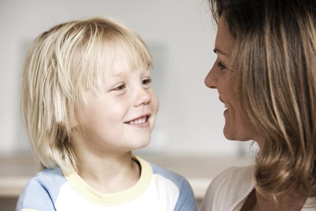 Kaj storiti, če se otroku pri govoru zatika? (foto: Profimedia)