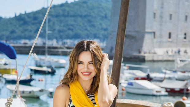 Severina Vučković: Zvezda modne kampanje! (foto: Jelena Balić)