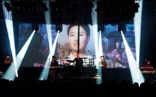 Laibach v Gallusovi dvorani s koncertom 'Naše pesmi, vaše sanje'