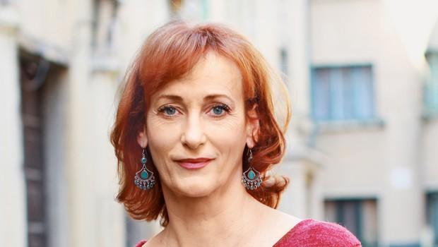 Saša Pavček: Smeh vodi do spoznaj (foto: Goran Antley)