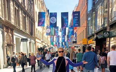 Manuella: Stockholm ji je prirasel k srcu