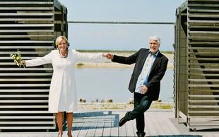 Boris Cavazza in Ksenija Benedetti: Poroka v istrskem stilu