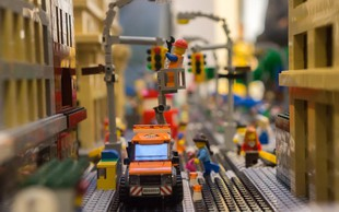 Citypark bo v Vikendu lepših trenutkov odprl prvo trgovino LEGO® Store v Sloveniji