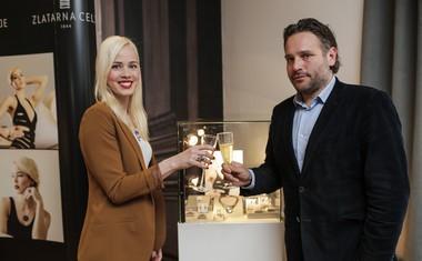 Obraz nove srebrne kolekcije Lencia postala najlepša hrvaška športnica