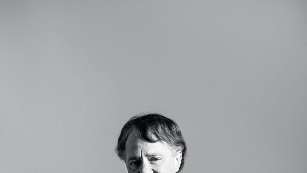 Digitalna prihodnost, ki jo napoveduje Googlov direktor inženiringa Ray Kurzweil (foto: Alex Freund)