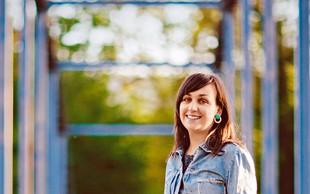Tina Krajnc: Začelo se je z darilom za rojstni dan …
