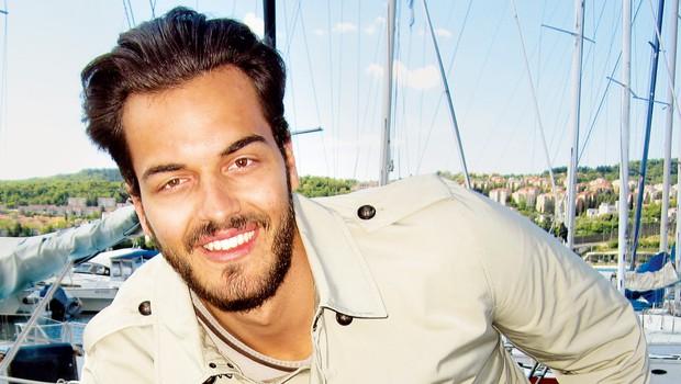 Pirančan je zadovoljen,  da je po prihodu iz šova  doživel pozitivno reakcijo  ljudi, ki so ga spremljali  in zanj navijali. (foto: Alpe)