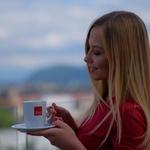 Franck skodelica kave (foto: Alan Orlič)