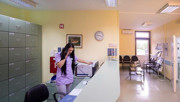 Dolenjska enota Diagnostičnega centra Bled v Kostanjevici na Krki deluje tudi ob vikendih. (foto: Stane Jeršič)