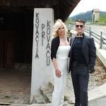 Damjan in Maja Murko: Za nama je krizno leto zakona! (foto: BRANKO BOMBICA LESKOVAR)