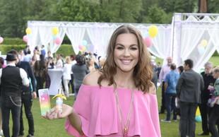 Rebeka s poletno različico parfuma MySpirit!
