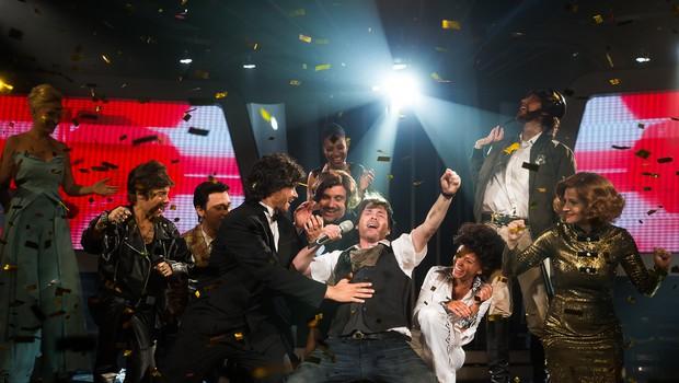 Tilen Artač je postal zmagovalec najbolj gledane oddaje pomladi (foto: Miro Majcen)