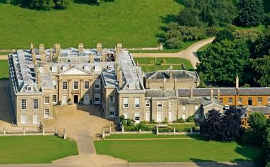 Mladostni dom princese Diane so dali v najem