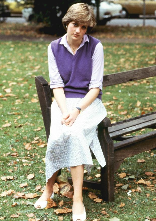 Princesa Diana (foto: arhiv revije Lea)