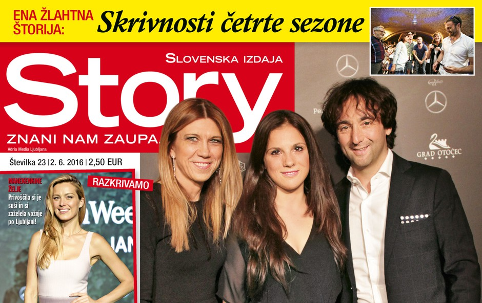 Tomaž Kavčič za Story o tem, da ljubezen ne pozna meja!
